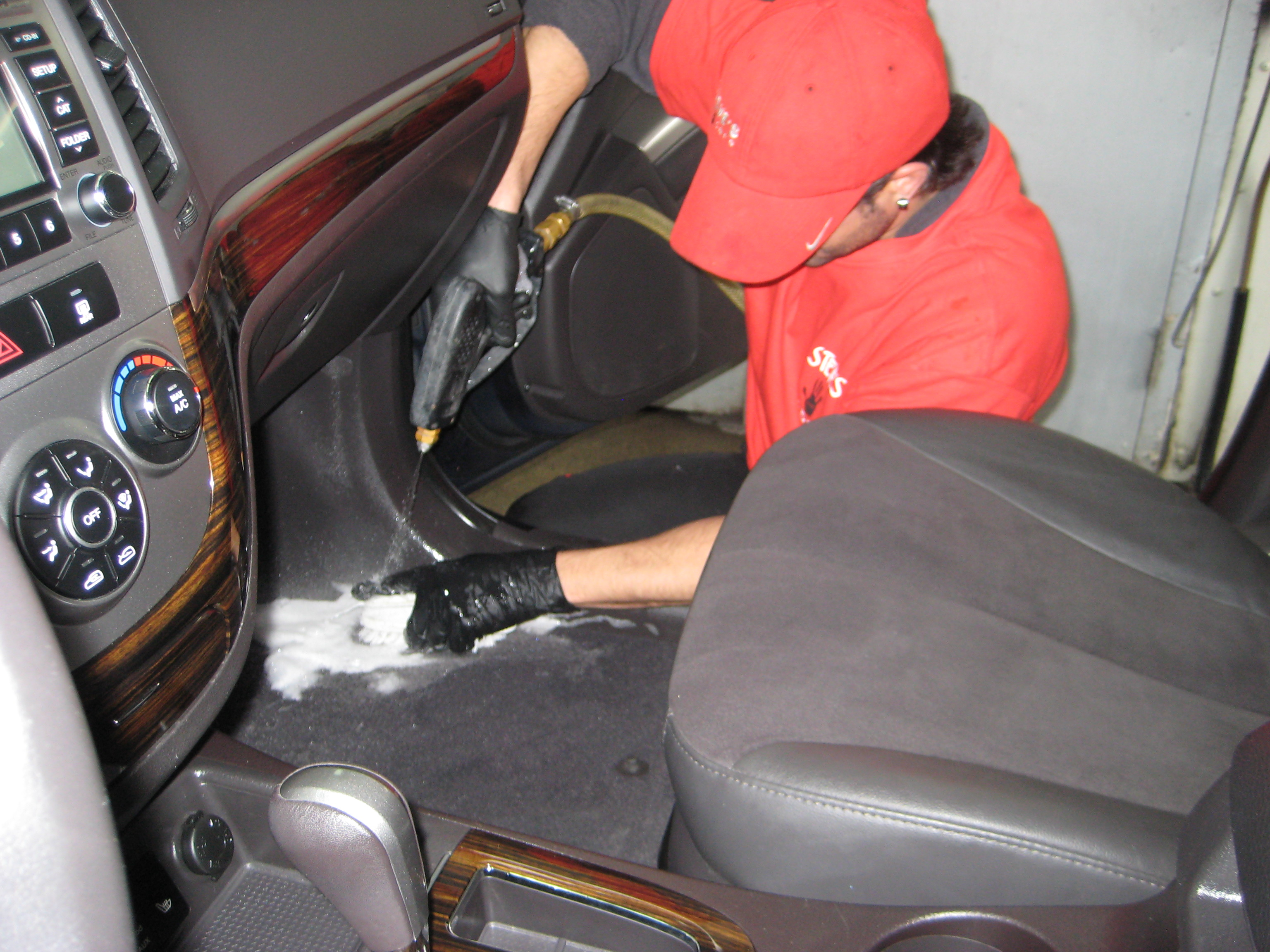 listing listahan detailing interior car shampoo garage cleaning auto